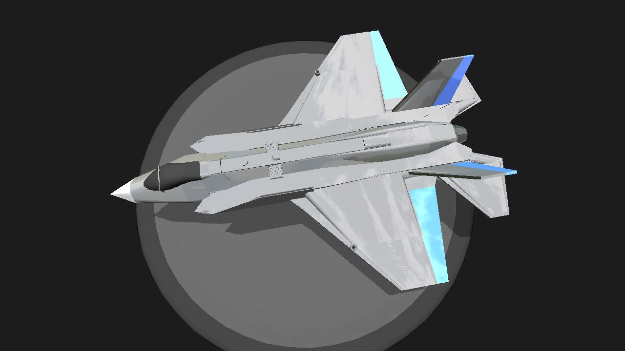SimplePlanes   Lockheed Martin F-35B Lightning II