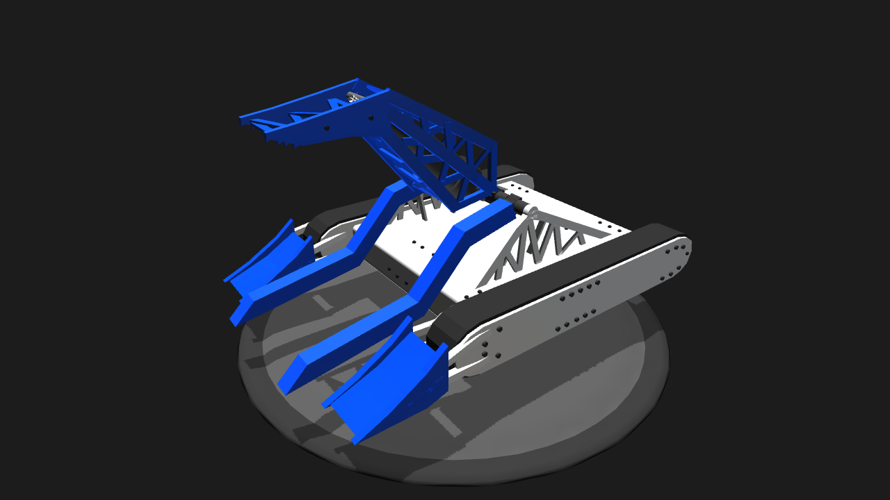 SimplePlanes | Bite Force(from Battlebots)