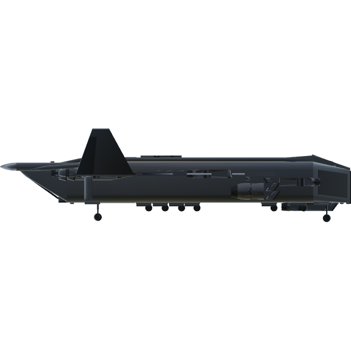 Avatar Valkyrie Shuttle