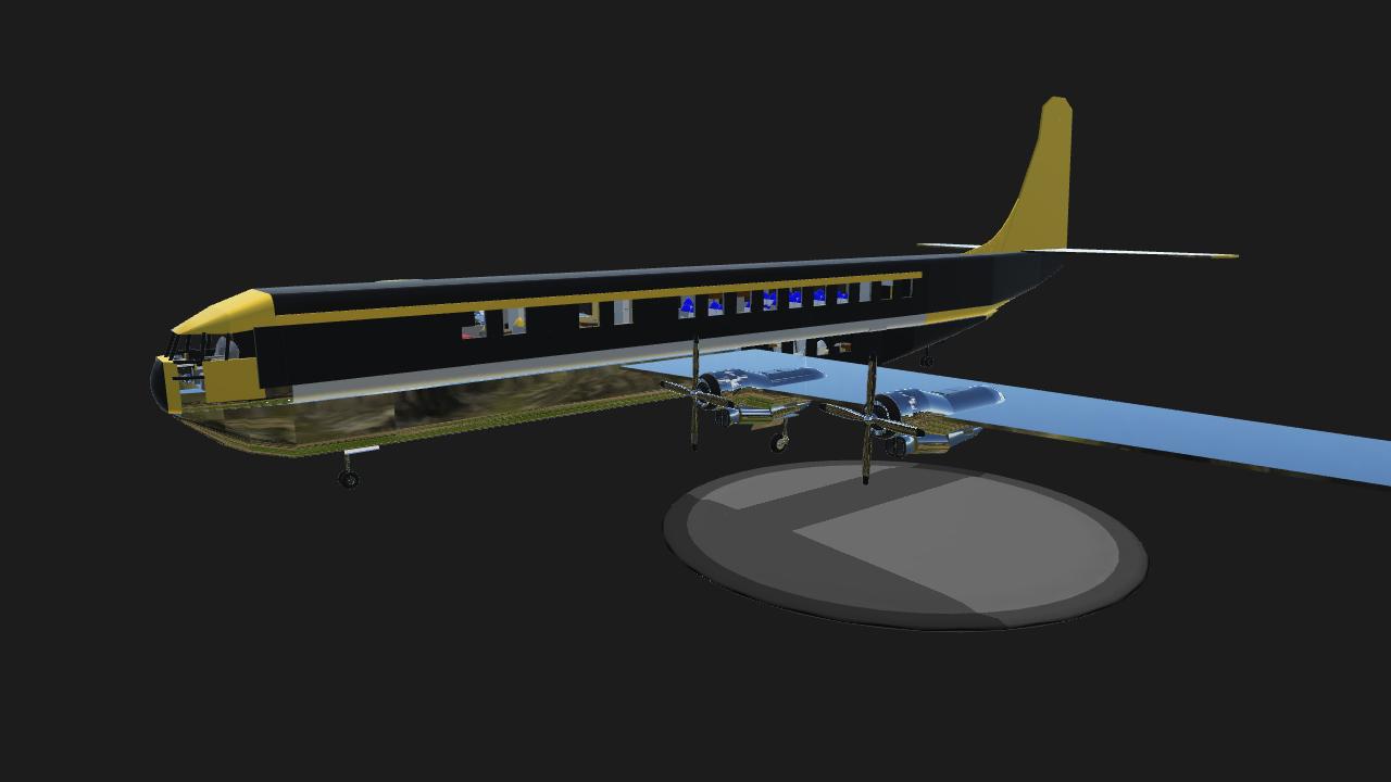 Simpleplanes Boeing 377 Stratocruiser