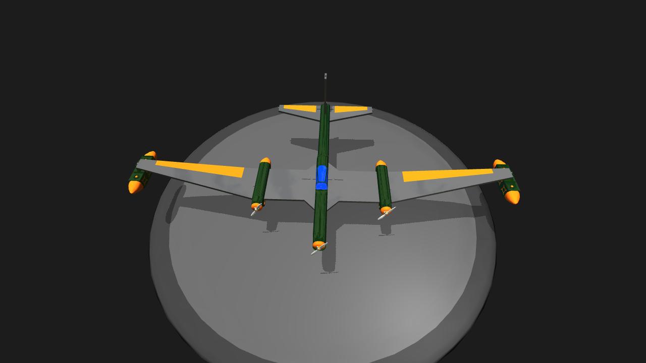 Flare Bomber Simpleplanes   Flare Bomber