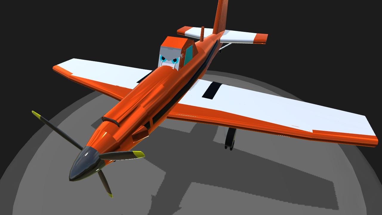 simpleplanes dusty crophopper