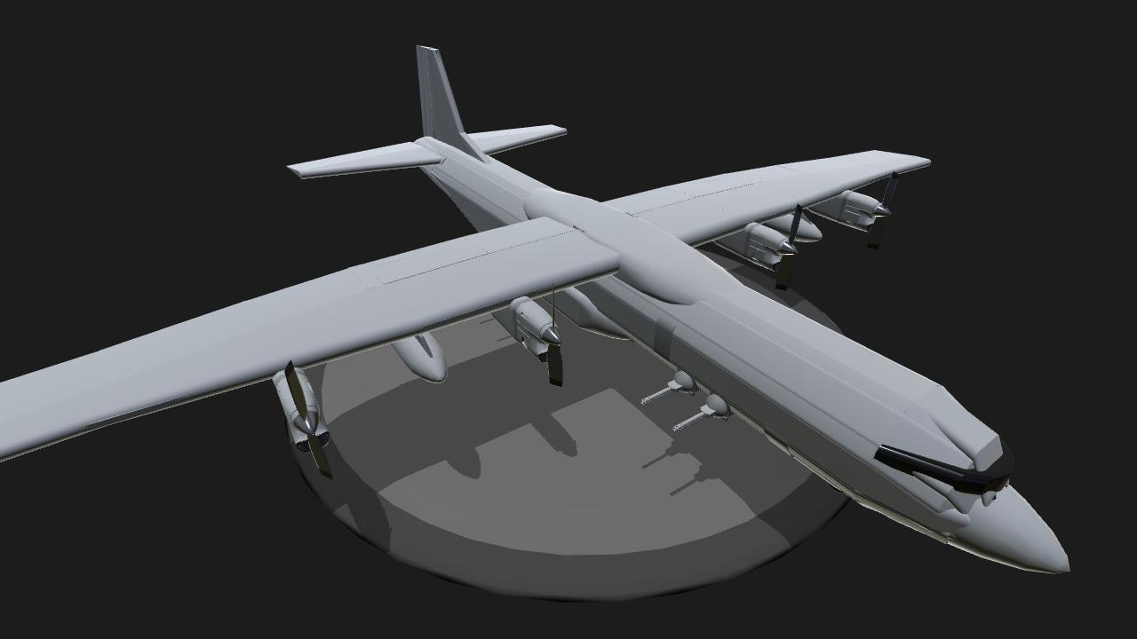 Simpleplanes Ac 130 Gunship