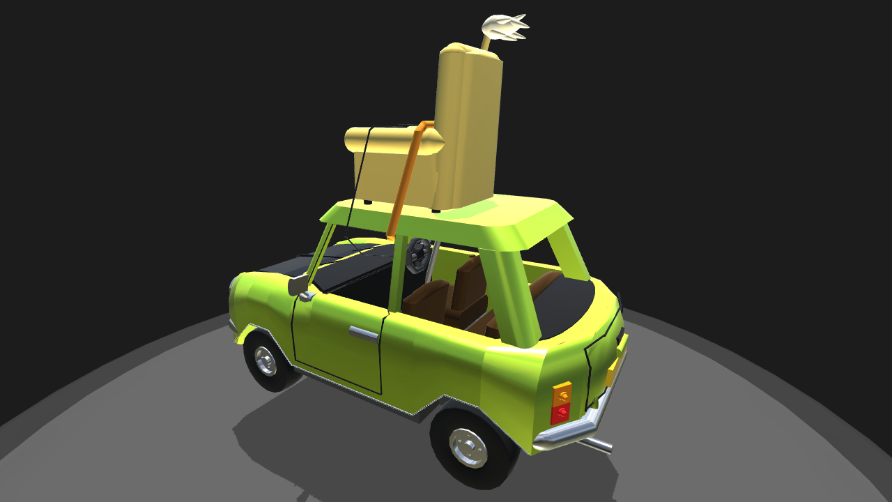 Simpleplanes mr beans mini with sofa on top solutioingenieria Images