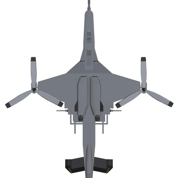 SimplePlanes | UH-144 Falcon (Halo Reach)