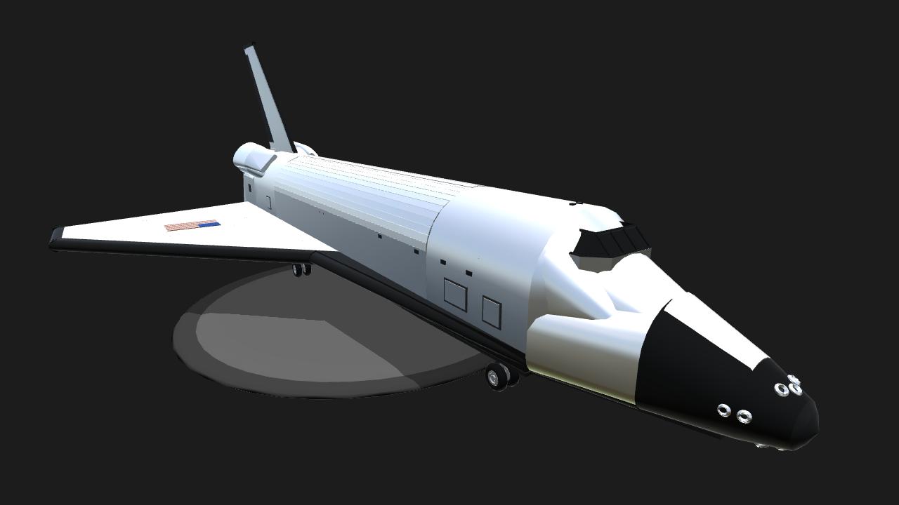 space shuttle orbiter - photo #7