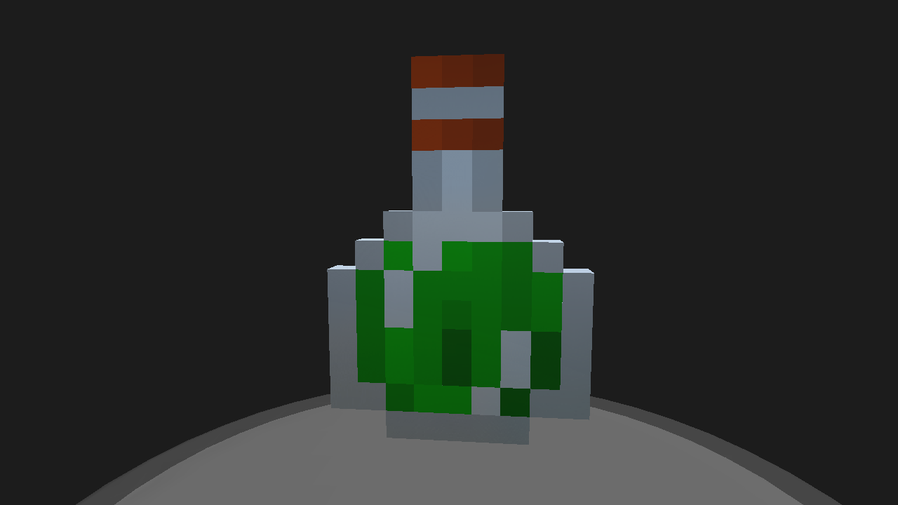 Simpleplanes Pixel Art Potion Of Poison
