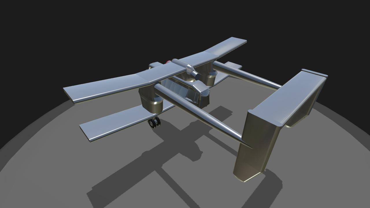 SimplePlanes | PZL-Mielec M-15 Belphegor
