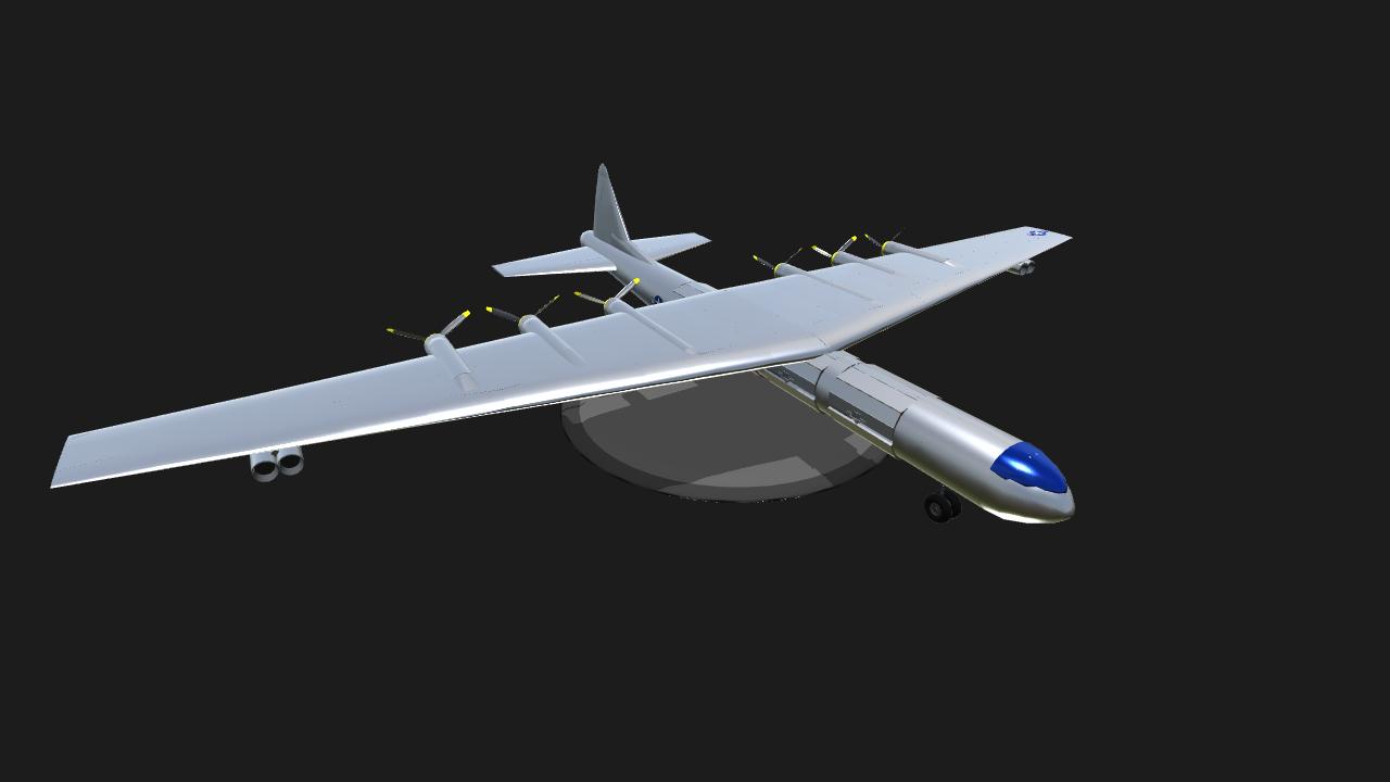B36 Bus Time >> Simpleplanes Convair B 36 Peacemaker