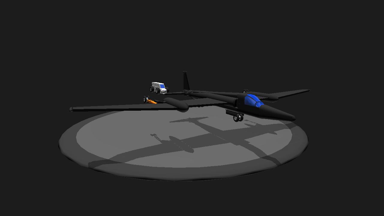 SimplePlanes   U2 Spy Plane (read description)
