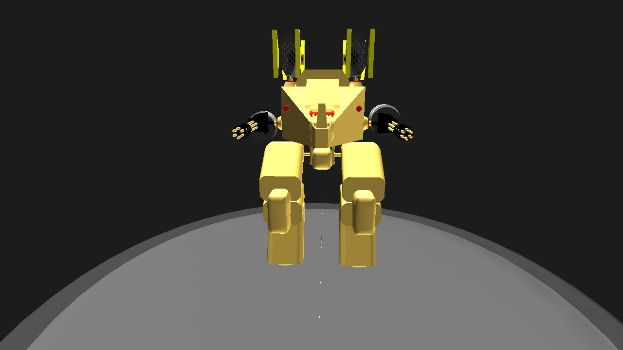 rhino war robots