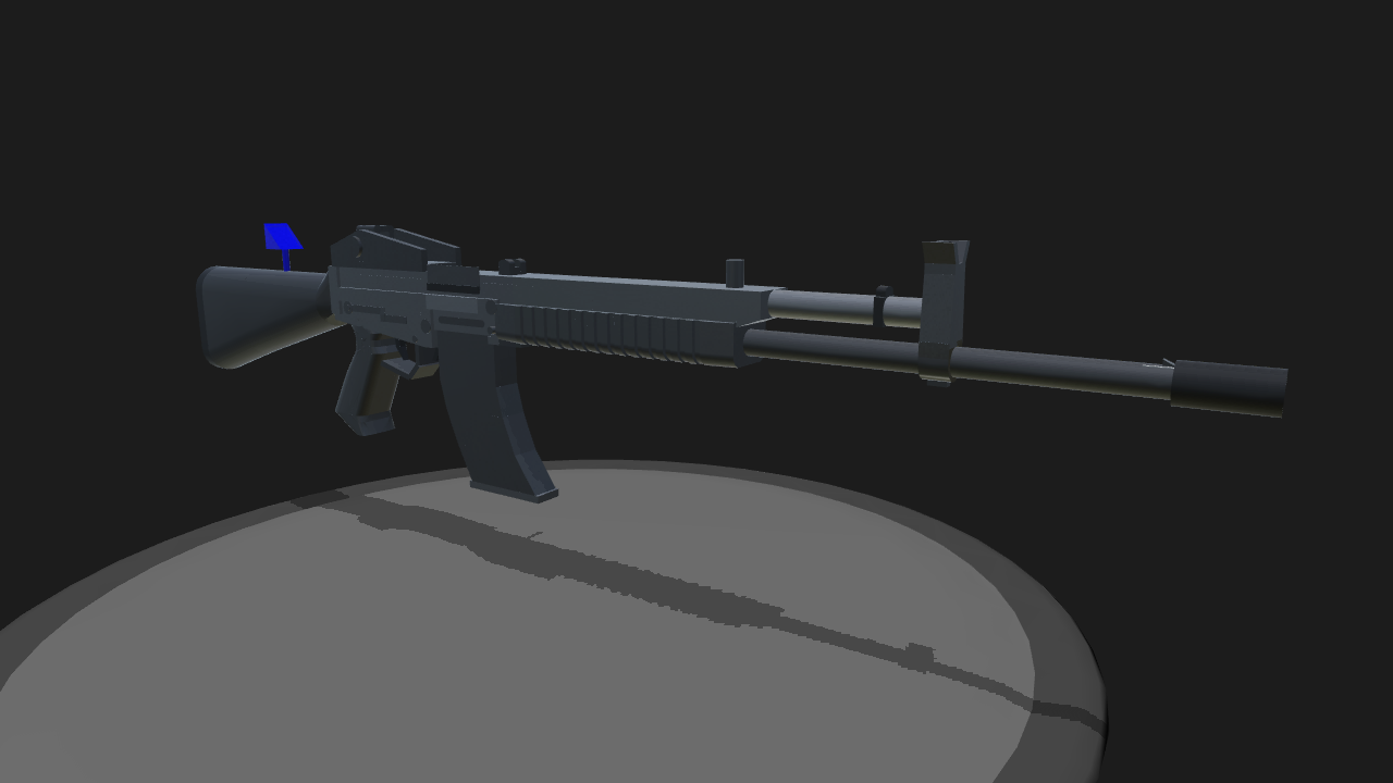 Simpleplanes stoner 63 assault rifle new years special stoner 63 assault rifle new years special altavistaventures Image collections