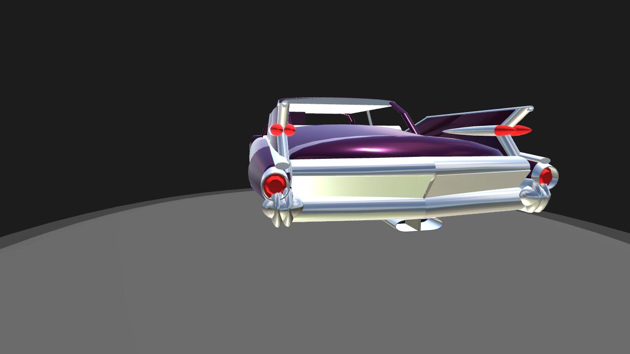 simpleplanes cadillac eldorado 1959 lowrider 1985 Cadillac Eldorado Biarritz Engine