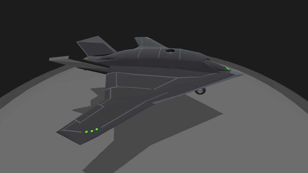 SimplePlanes | Swallow-VTOL-UAV