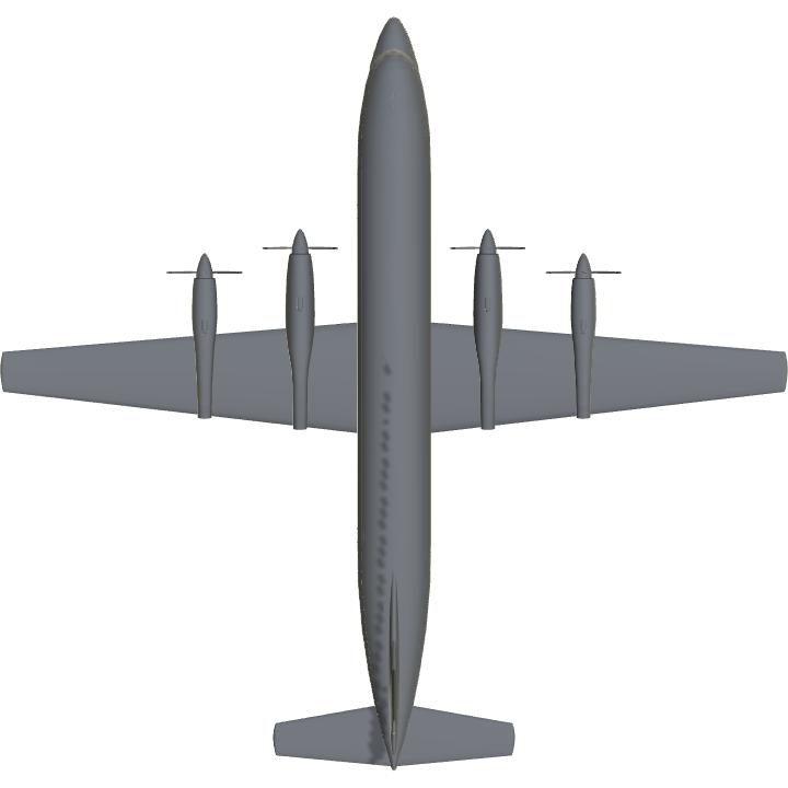 "Ilyushin Il-18 ""Coot"""