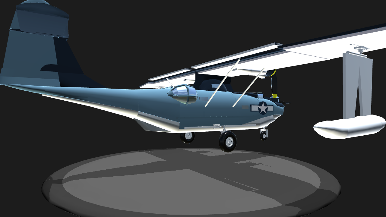 SimplePlanes | PBY Catalina-5A