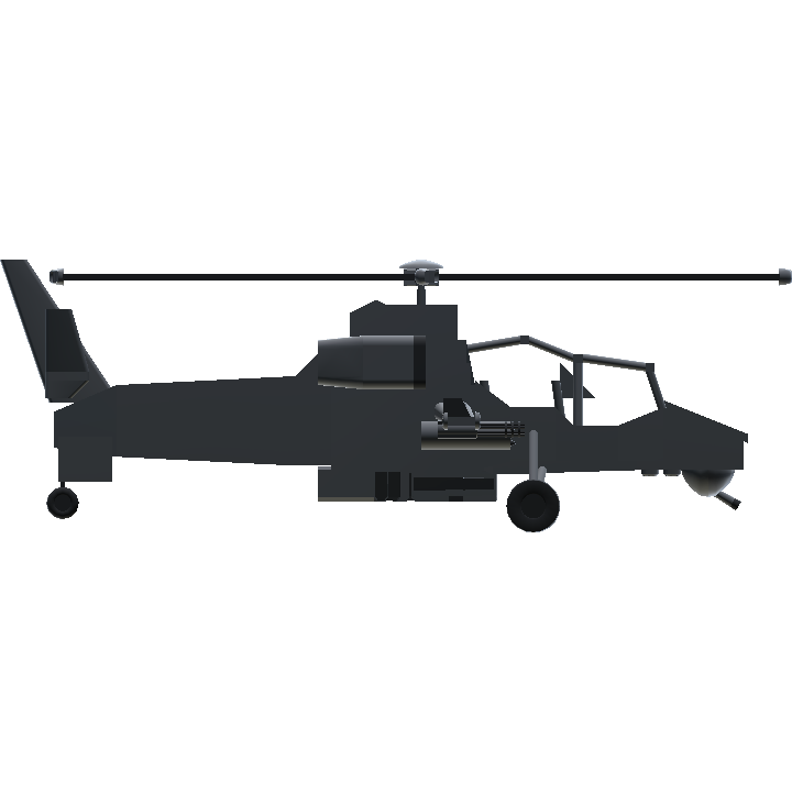 SimplePlanes | RavenField Helicopter