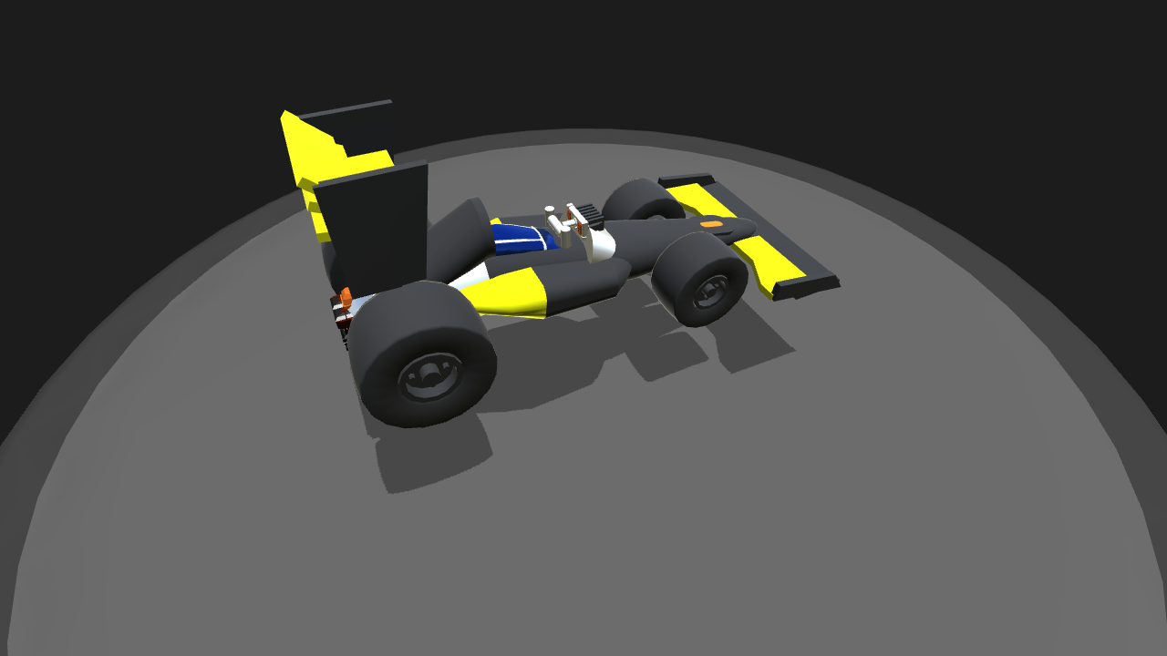 Simpleplanes Racing Sesson 1 Car 4 Lamborghini F1 Car Read Desc