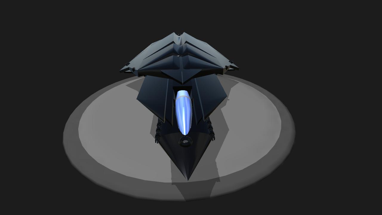 SimplePlanes | EDI UCAV with 5th Gen Cockpit