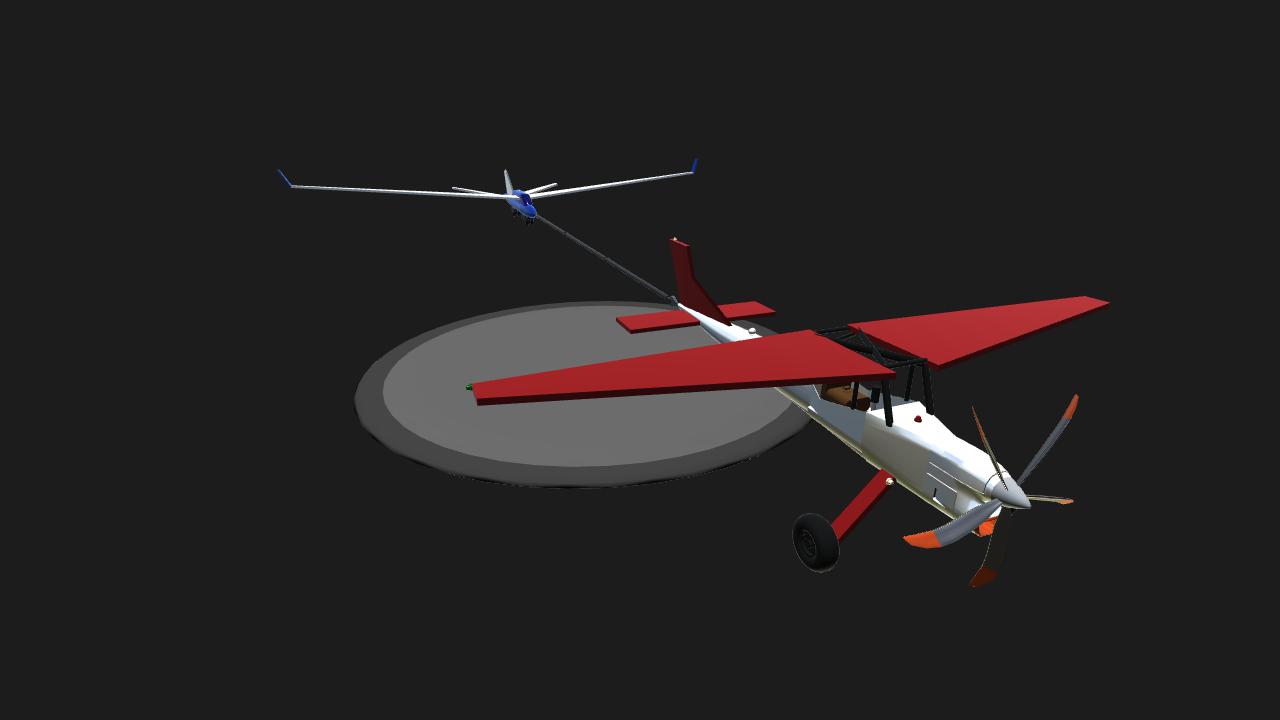 SimplePlanes | Wilga 35 Glider Tower