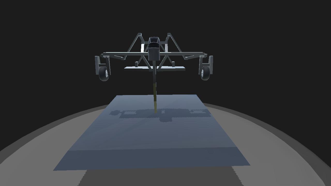 SimplePlanes   Landing gear retraction system Demo