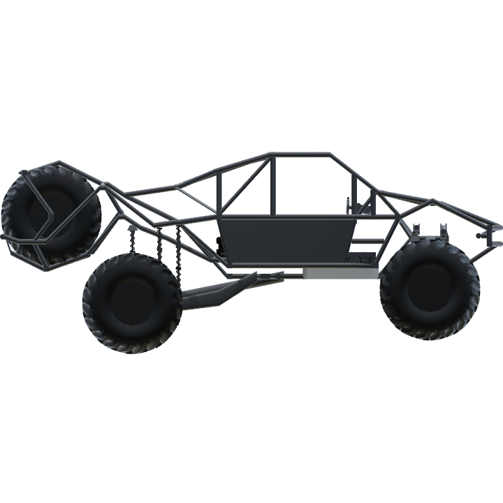 SimplePlanes | Trophy Truck Frame Only