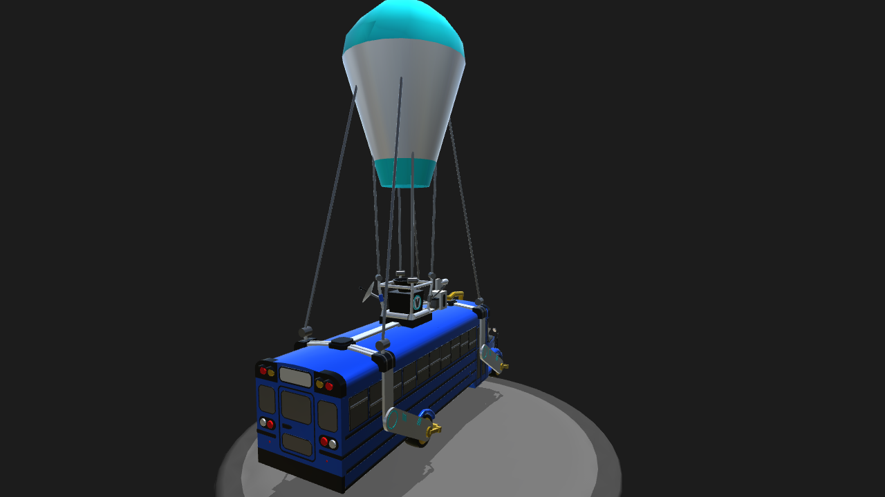 Simpleplanes Fortnite Battle Royale Battle Bus