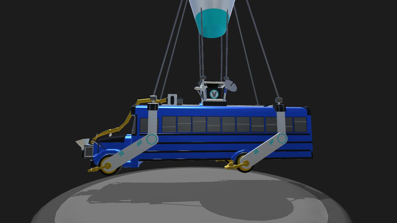 Simpleplanes Fortnite Battle Royale Battle Bus
