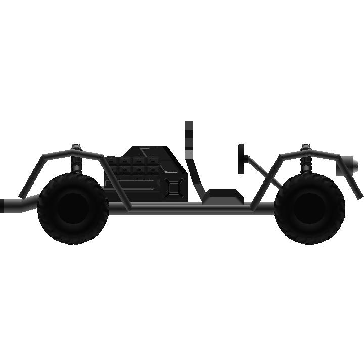 SimplePlanes | tube frame dune buggy \