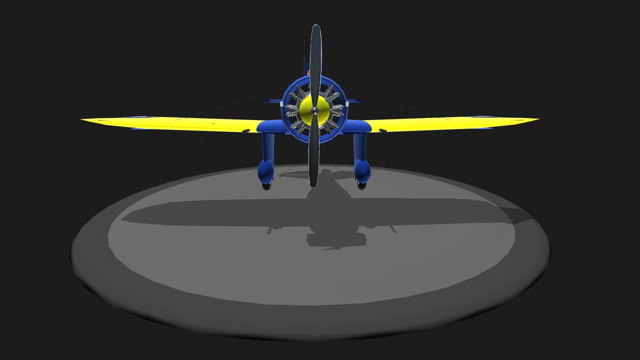 SimplePlanes   Boeing P-26