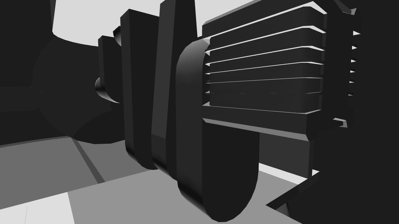 SimplePlanes | Ship engine