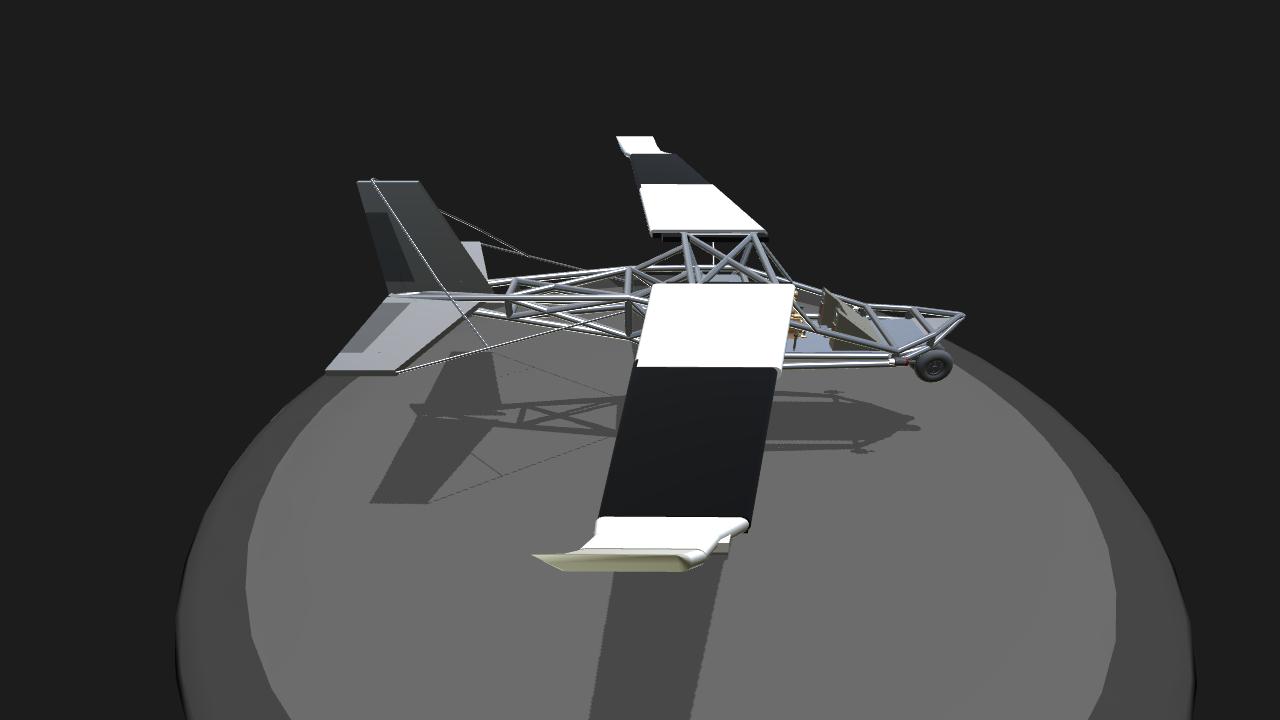 SimplePlanes   Ultralight Trike w/New wings