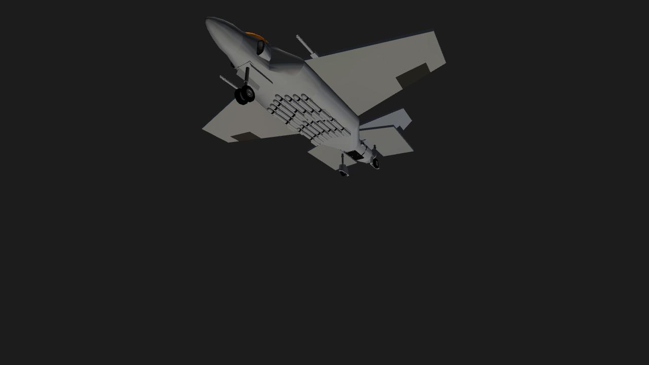 SimplePlanes   F-35 raptor
