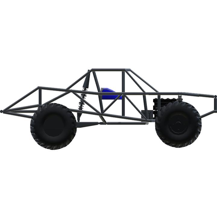 SimplePlanes | Trophy Truck Frame