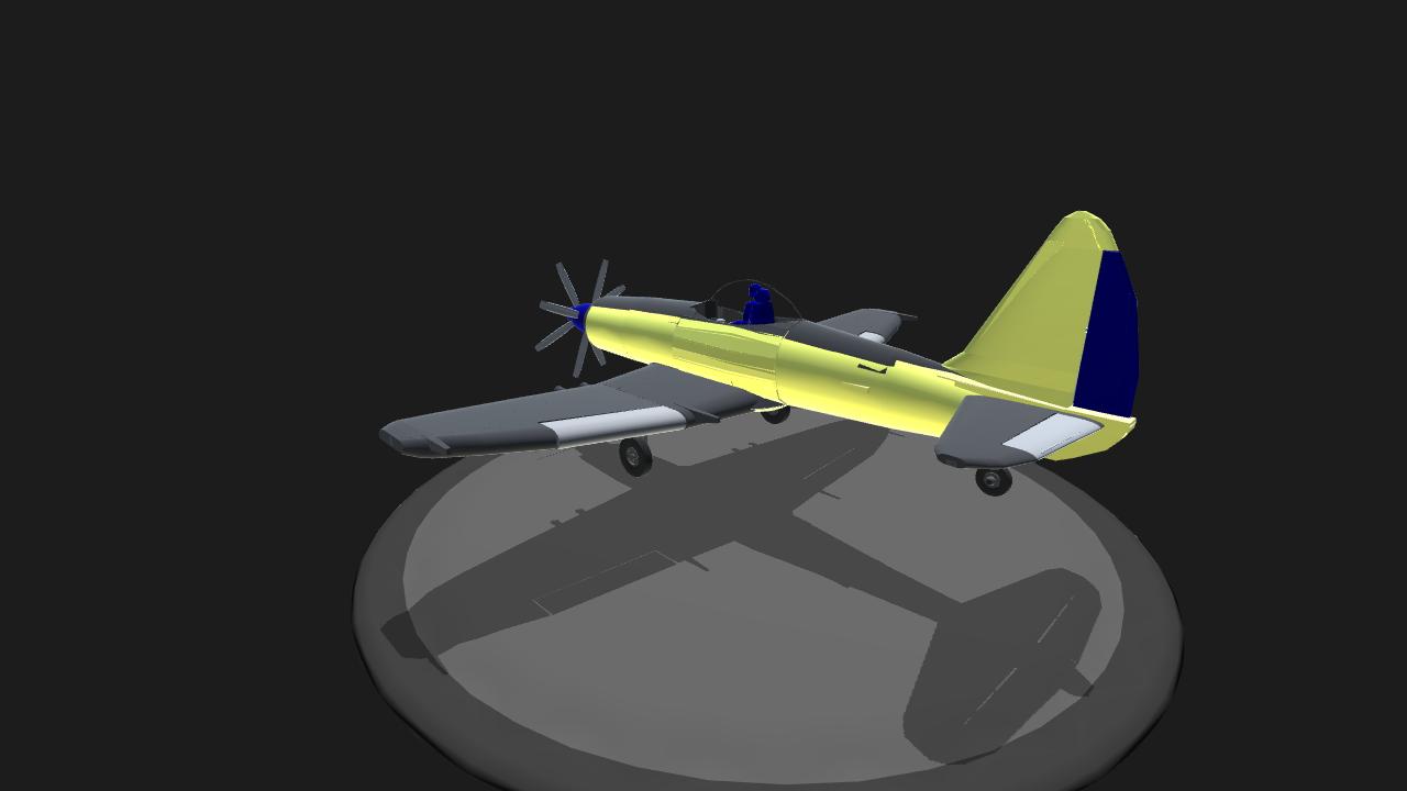 SimplePlanes   Ravenfield Attack Plane