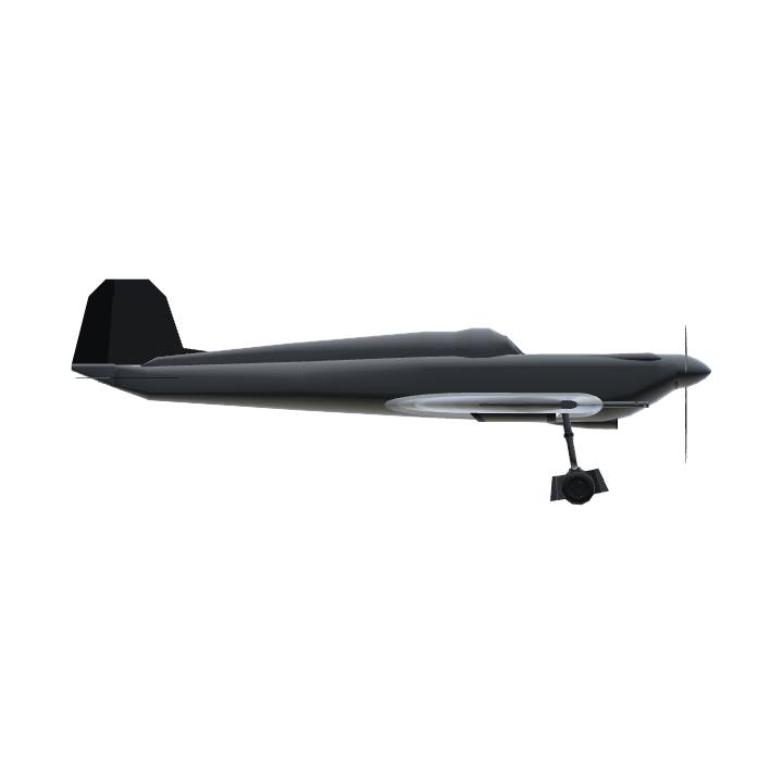 SimplePlanes | Supermarine Spitfire (Merlin engine mod)