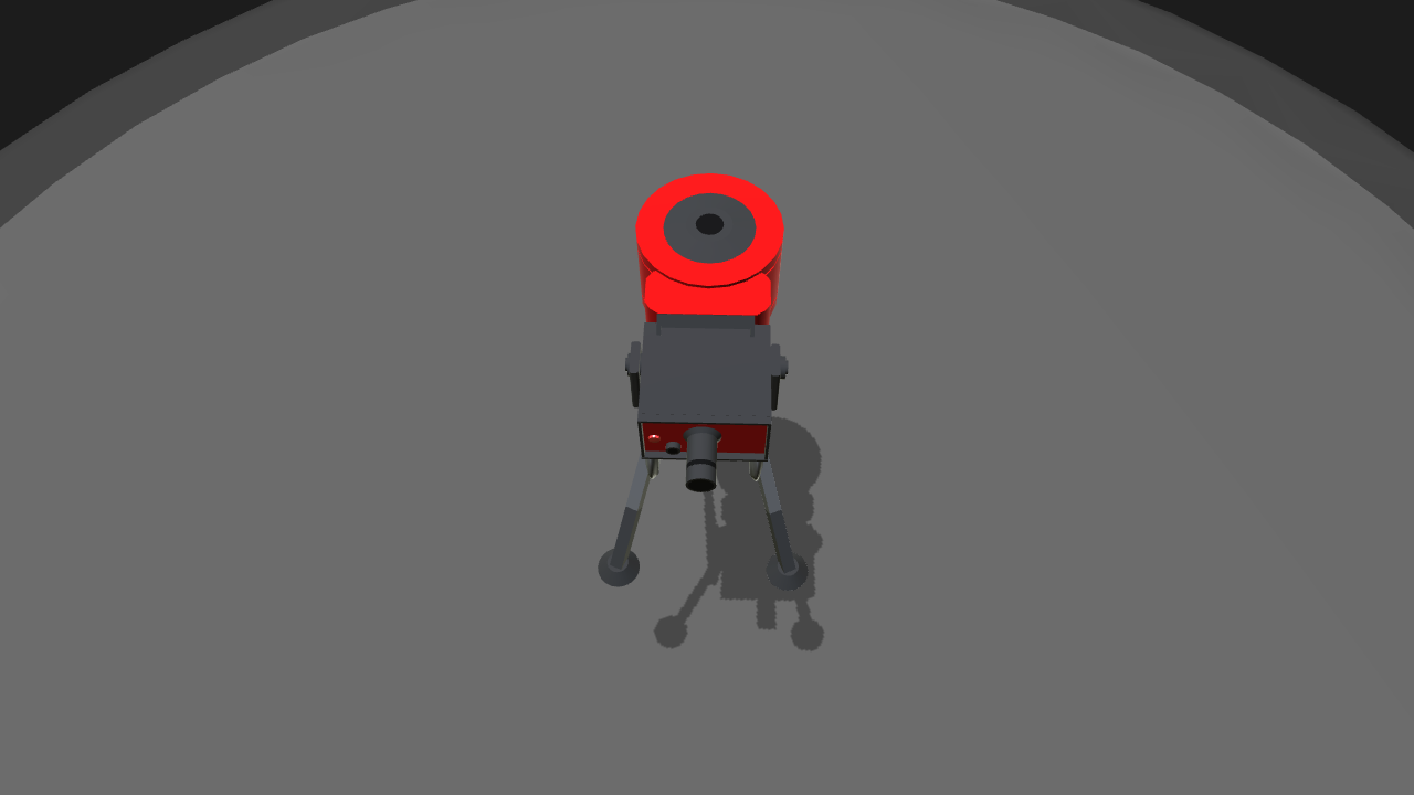 SimplePlanes | TF2 Lvl-1 Sentry