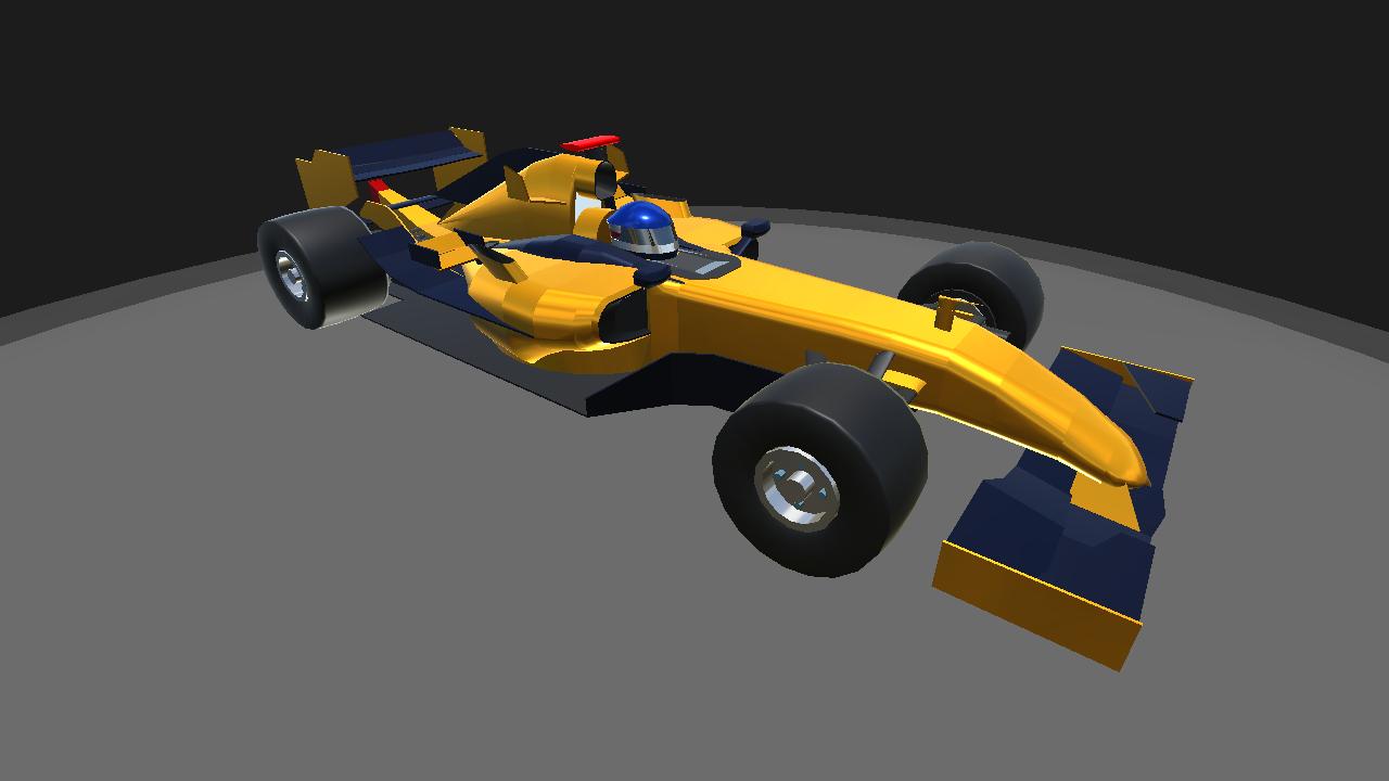SimplePlanes | [Formula 1] The Ultimate F1 Car 2005