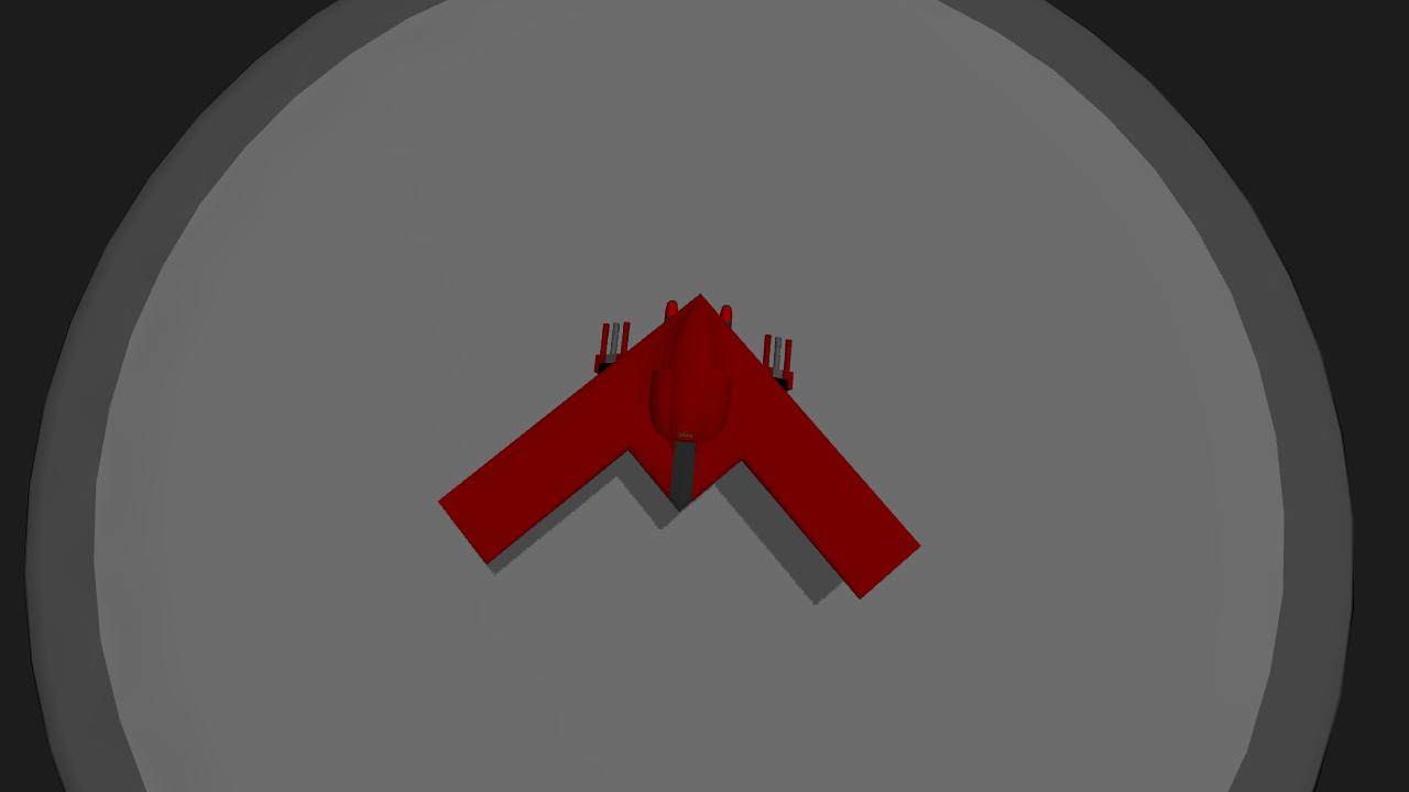 Simpleplanes Mq2 Red Widow