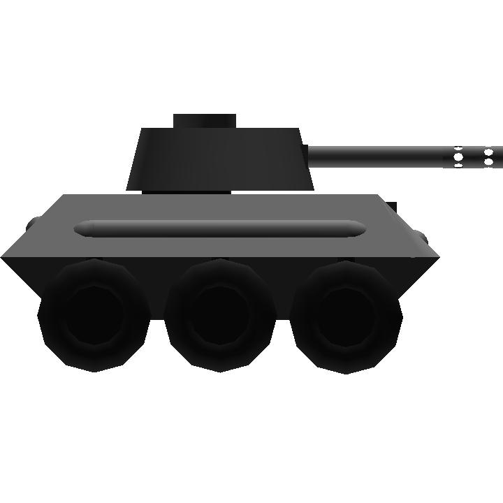 SimplePlanes | Micro battle tank