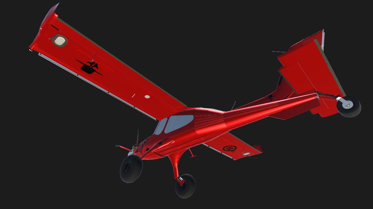 SimplePlanes | PZL-104 Wilga 2000 Draco