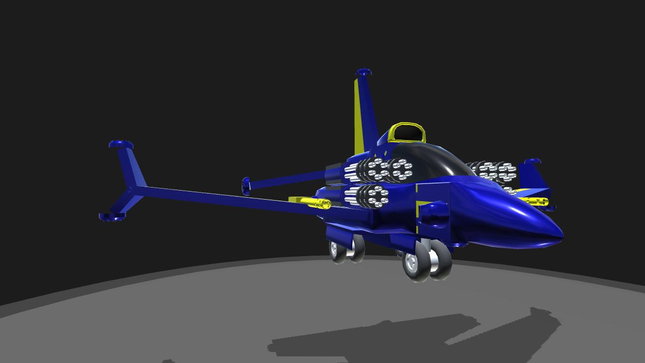 Small Jet VTOL