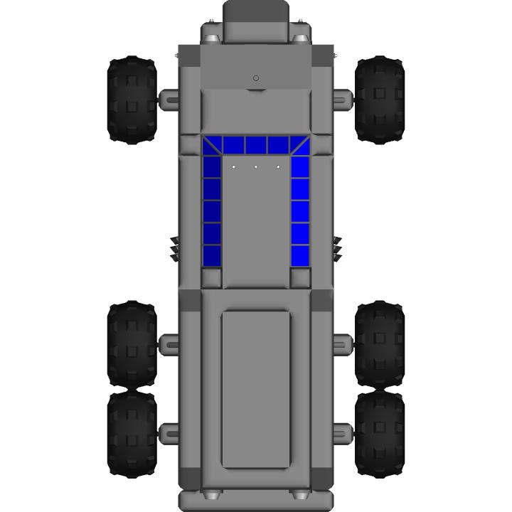 SimplePlanes | 6x6 F550 Diesel Brothers SEMA