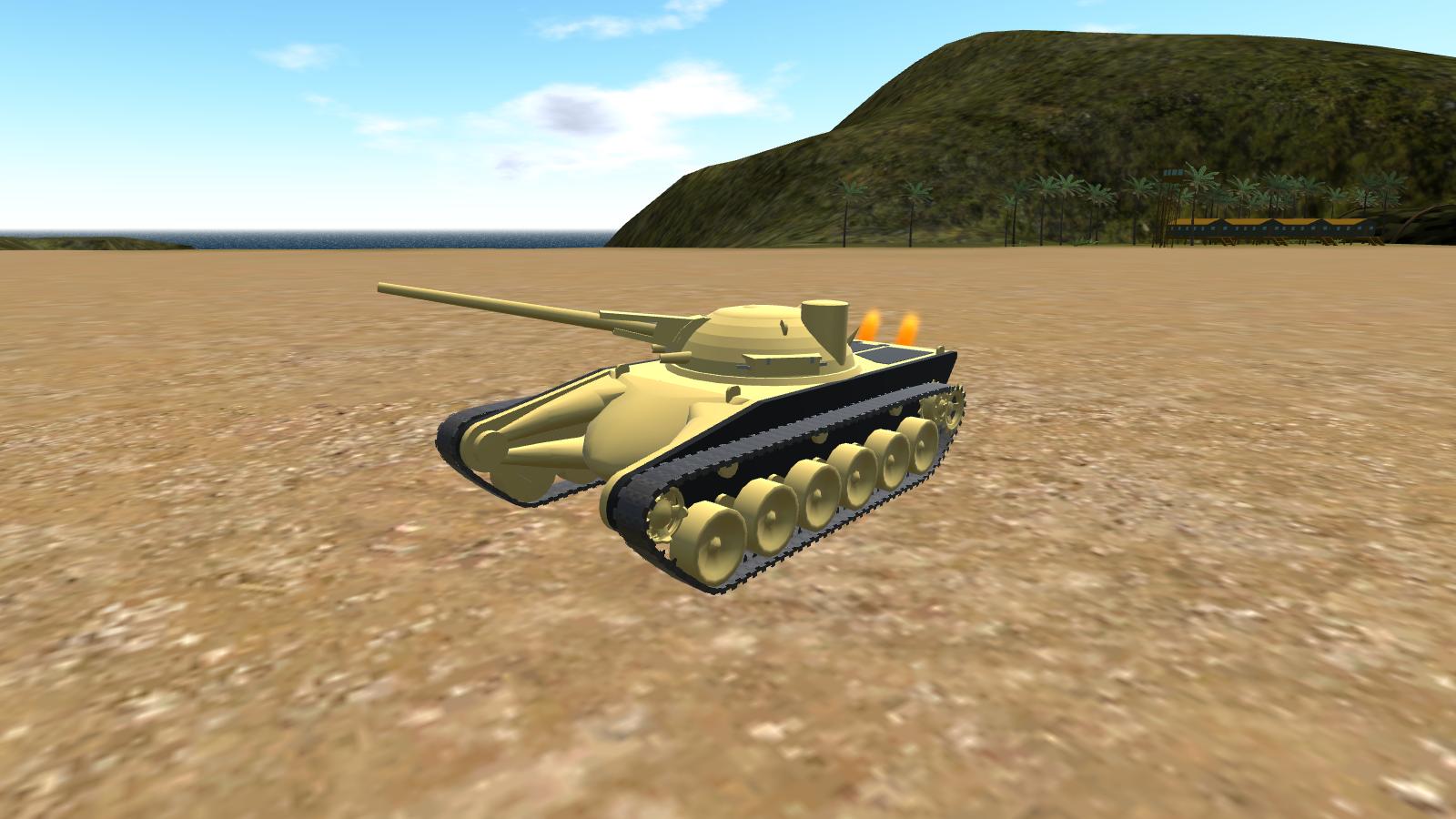 SimplePlanes | Scavenger [World of Tanks Blitz]