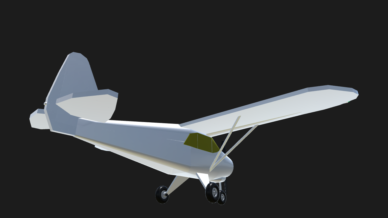 SimplePlanes | Piper Pa-22 Tri Pacer