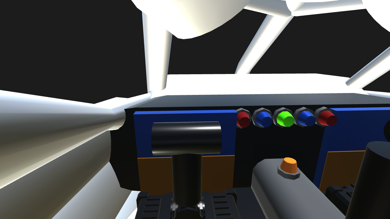 SimplePlanes | K-S 585 Beta 3D Cockpit