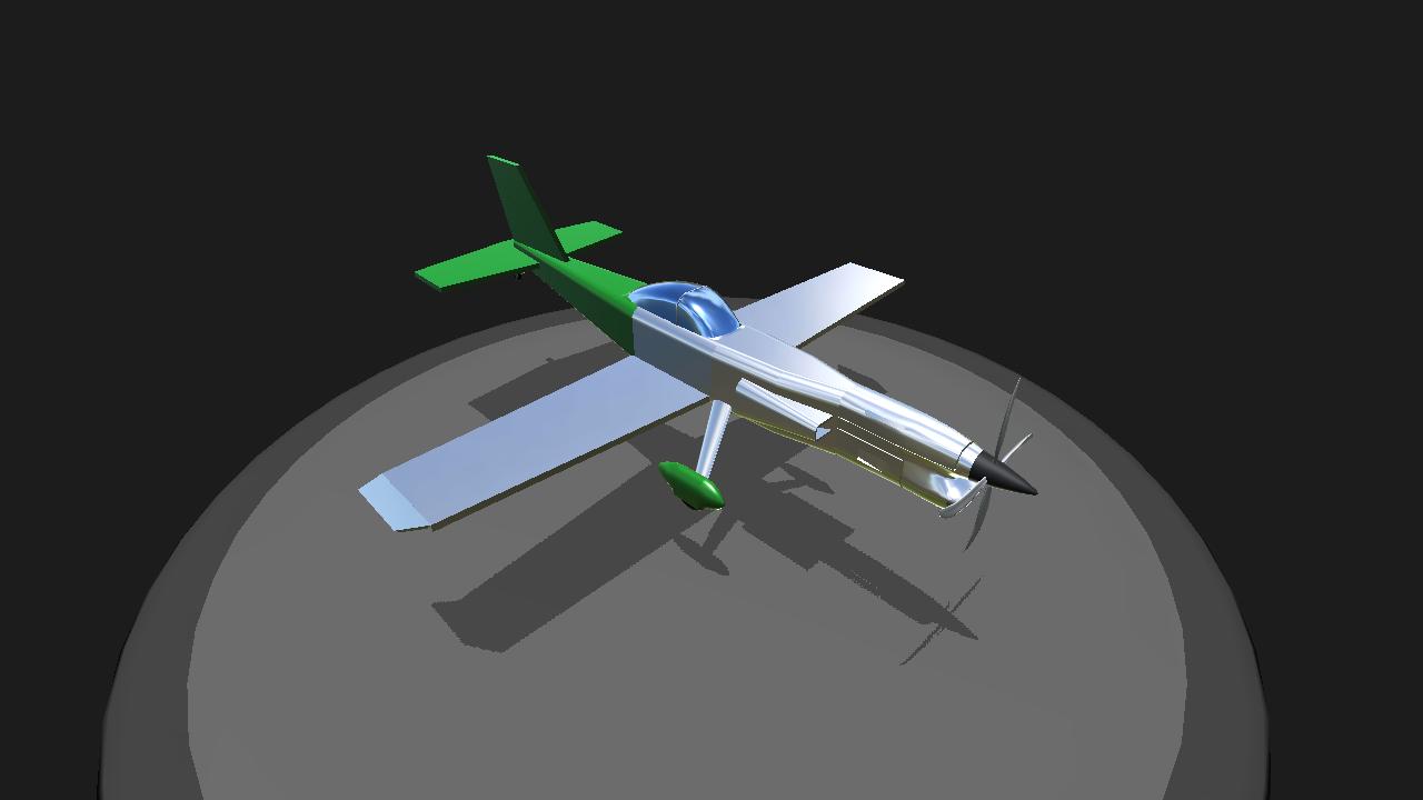 SimplePlanes | Super aerobatic aircraft!