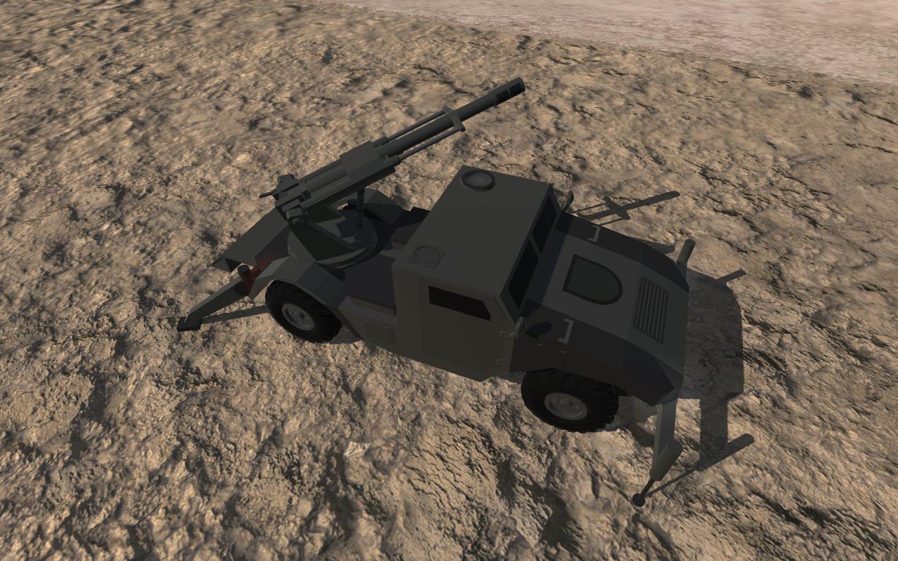 Hawkeye 105mm howitzer - the hawkeye is also referred as