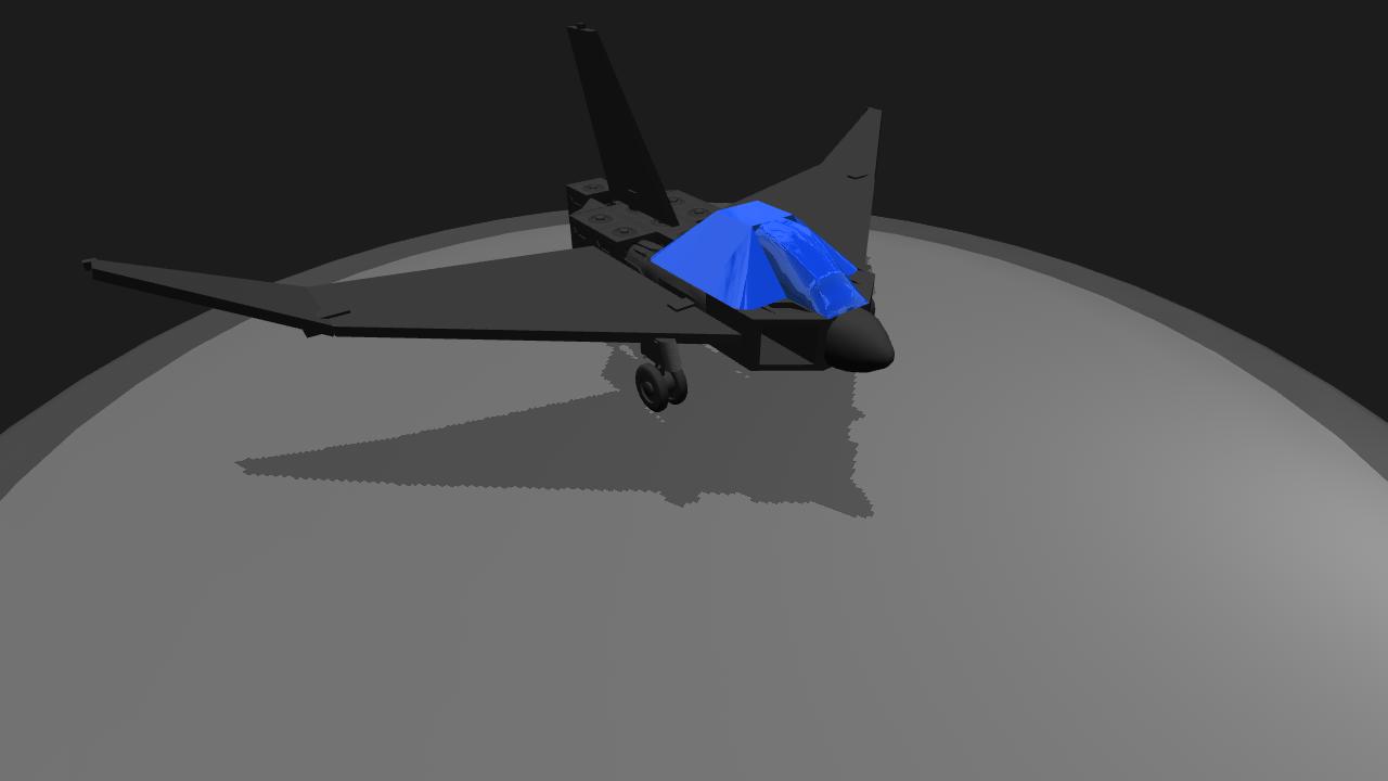 Simpleplanes Nurflügler