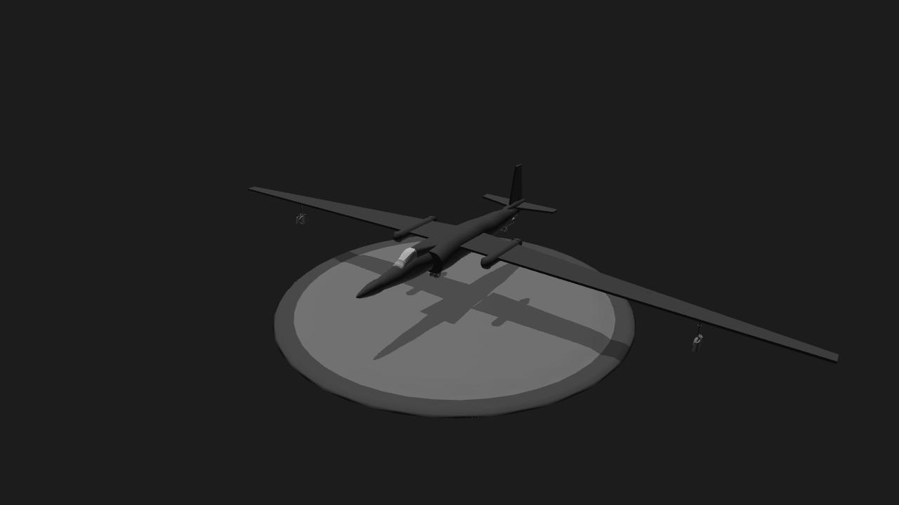 SimplePlanes   Lockheed U2 Spy Plane
